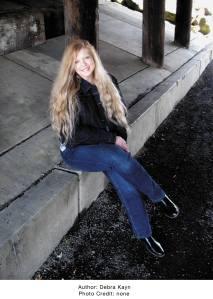 Author Debra Kayn